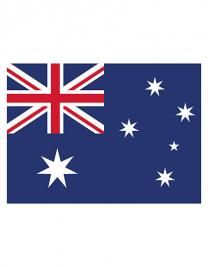 Fahne Australien